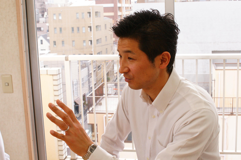 「マニュアルを自由に作らせることにより新しいノウハウが生まれてくる。」と語る古川さん。