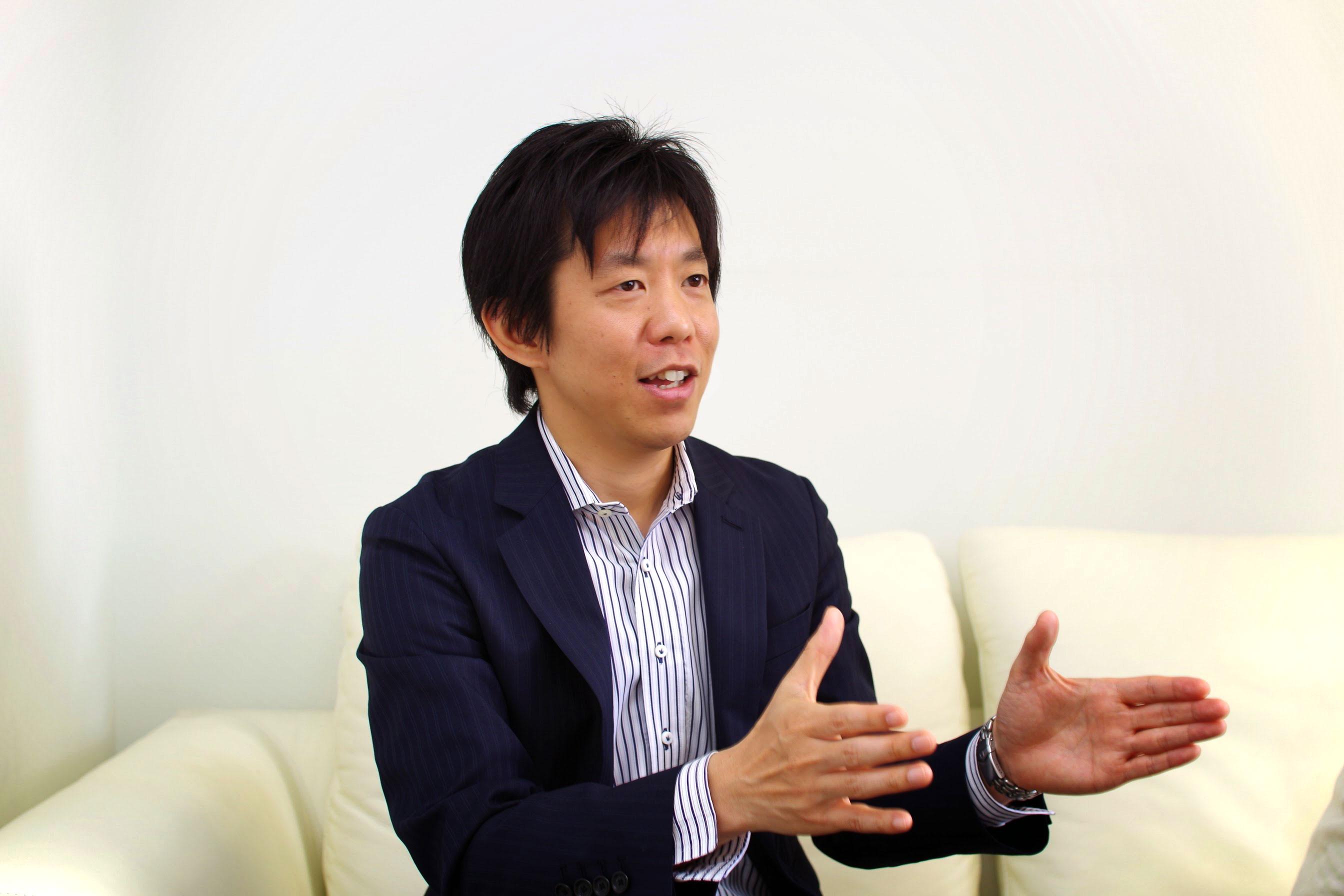 IDCフロンティア ビジネス開発本部ビジネス推進部の粟田和宏部長