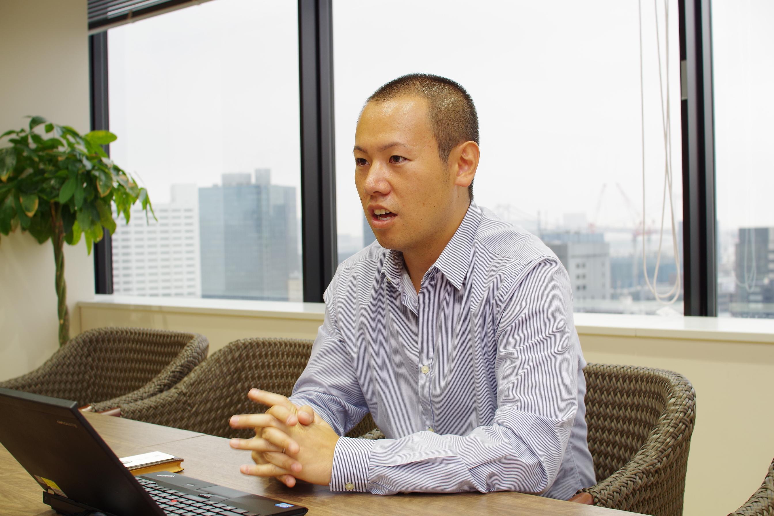 SMS介護経営支援事業部 経営支援グループ カスタマーサービスチーム チーム長の本田克徳さん