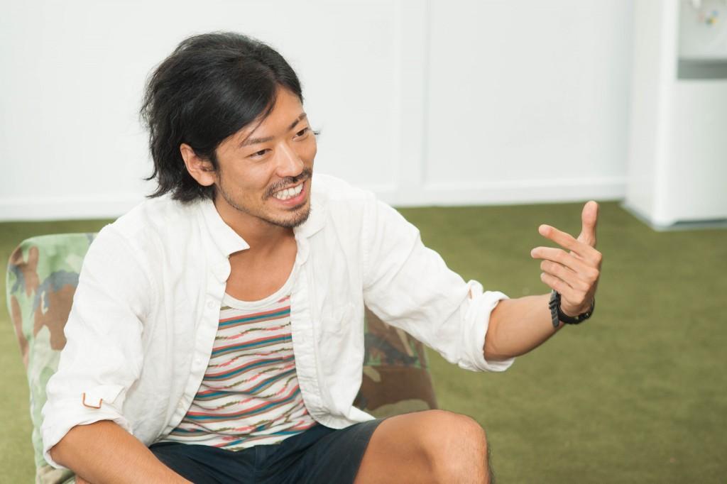 ジェネストリーム代表取締役CEOの秋貞雄大さん
