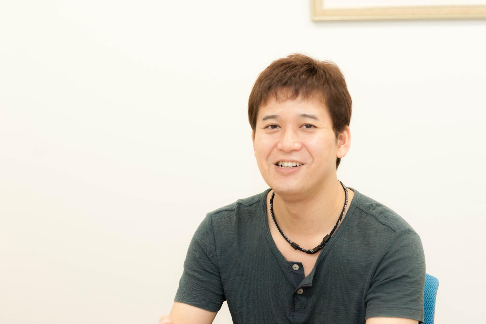 LRM代表の幸松哲也さん