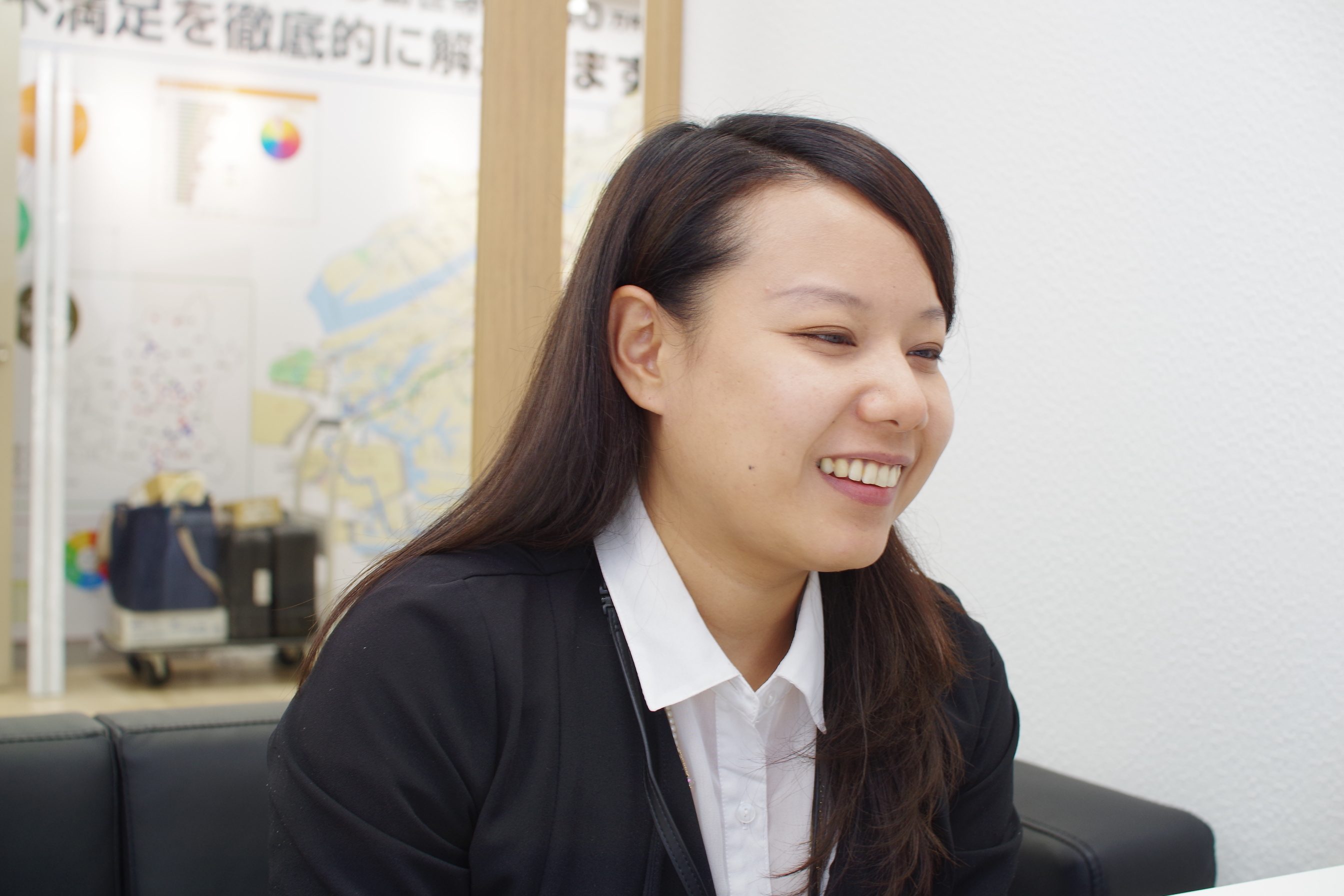 株式会社ForcusのIR・経理・ファイナンス担当の中村さん