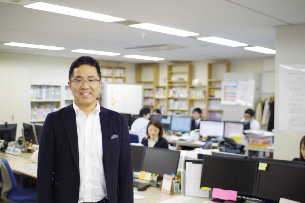 税理士法人アクセス所長の鈴木浩文さん