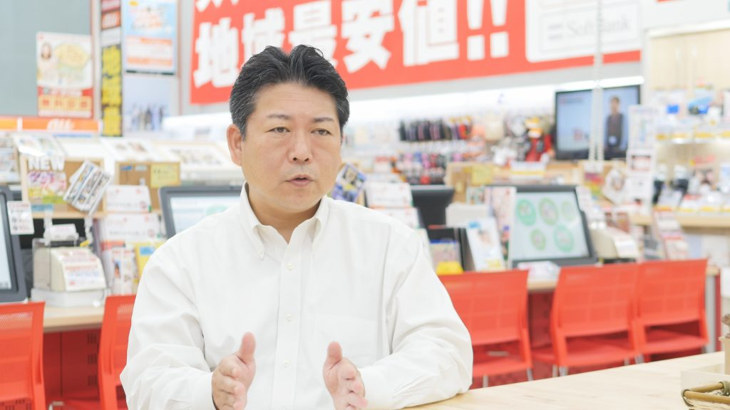 株式会社キタムラ 常務取締役 櫻井均様