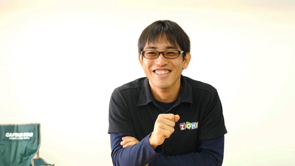 ゾーホージャパン株式会社 Zoho事業部 リーダー 松本暁義様