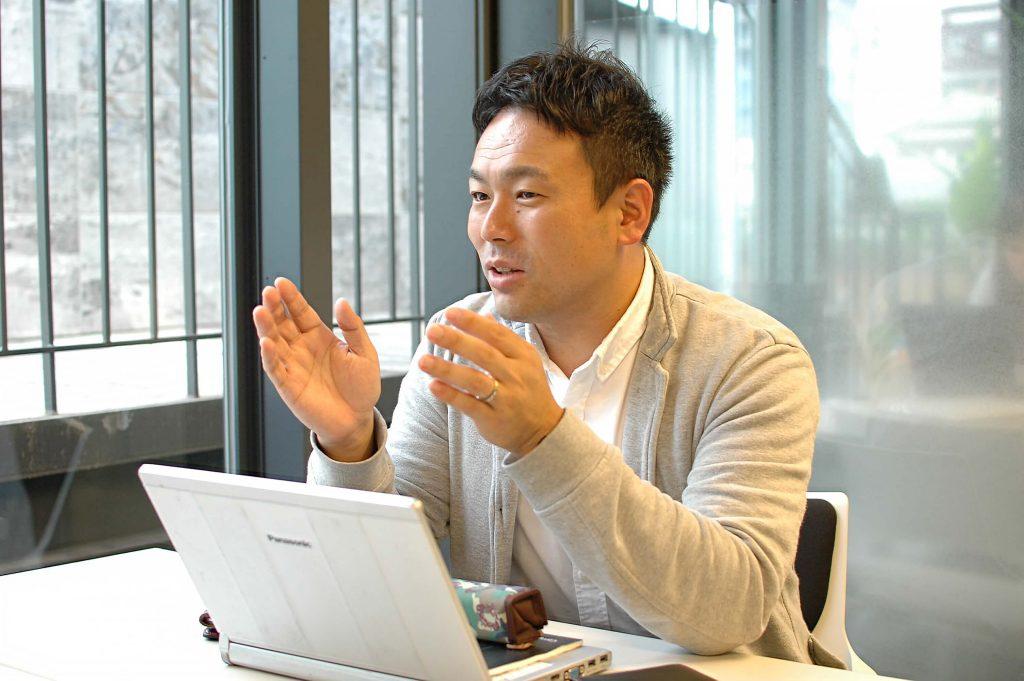 株式会社HUGE 情報システムリーダー 松尾淳司様