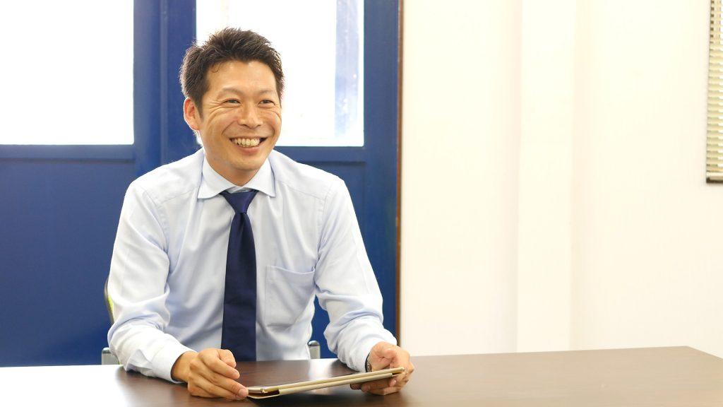 株式会社井上整備センター 取締役 統括部長 井上盛太様