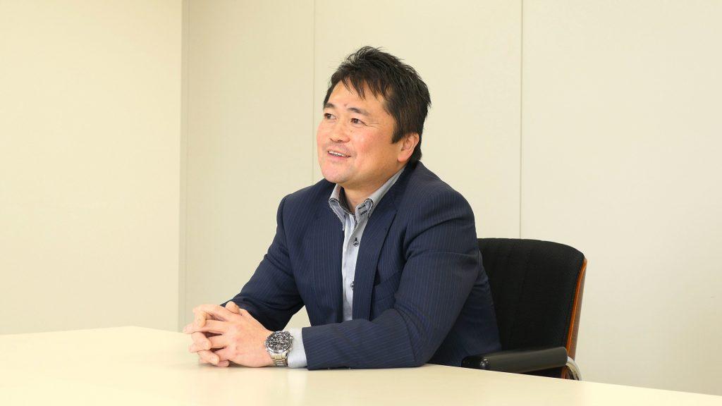 安田倉庫株式会社 柏営業所 所長 山口博士様
