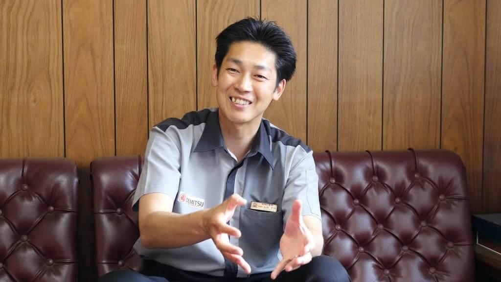 「Teachme Bizは、当社の発展に欠かせないツール」と語る株式会社志村の高橋秀明代表取締役社長