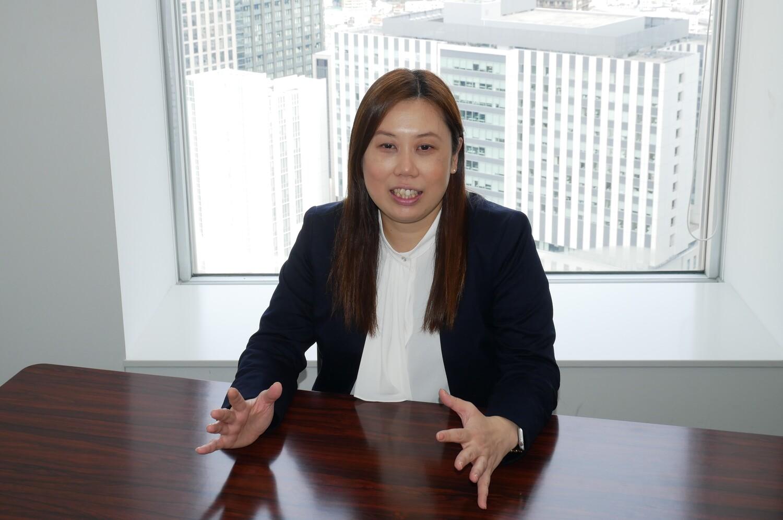 住友不動産エスフォルタ株式会社 企画部事業推進課 ジムディレクター 小野由紀子様