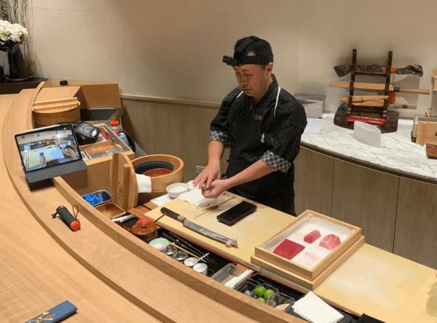 おたる政寿司の1枚目の画像